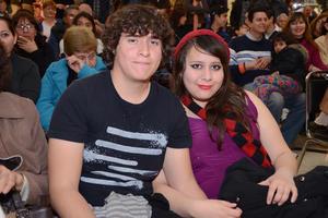 Jorge y Paty