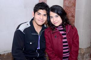 Omar y Cecilia.