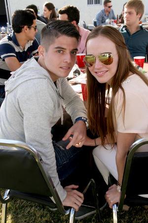 Santiago y Consue,