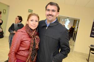 Georgina y Rogelio.