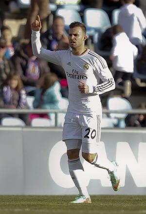 El juvenil Jesé Rodríguez se ha convertido en toda una sensación para los aficionados madridistas. El delantero español anotó en el partido y ya suma 8  anotaciones en lo que va de la temporada, tomando el rol de Cristiano Ronaldo como goleador del equipo.
