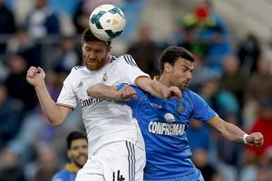 El mediocampista español, Xabi Alonso, ha sido pieza fundamental para el Real Madrid en esta temporada.