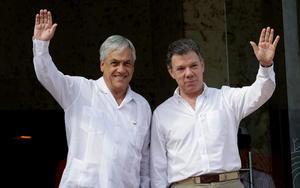 El presidente Santos se comprometió con el cierre de las negociaciones de un acuerdo comercial común para los cuatro países miembros, contenido en el Protocolo Adicional del Acuerdo Marco.
