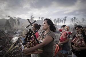 Captura realizada por el francés Phillipe Lopez, de la Agencia France Presse (AFP), que ha ganado el primer premio en la categoría de Noticias de Actualidad.
