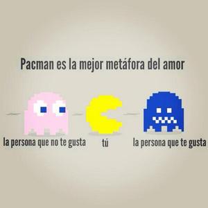 Descripción gráfica del amor.