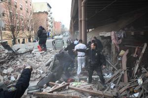 Residentes del East Harlem reportaron haber escuchado una explosión alrededor de las 9:30 de la mañana.