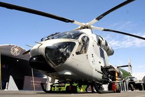 Tecnología de 'punta'. Se podrán conocer de cerca, diversos tipos de aeronaves, entre ellos, modernos helicópteros.