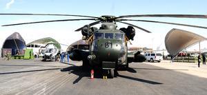 Esta muestra, del Ejército y Fuerza Aérea, así como la Marina Armada de México, es un evento totalmente gratuito que permanecerá en Torreón del 22 de marzo al 20 de abril, estará en las instalaciones de la Expo-Feria en horario de 11 de la mañana a las 20:00 horas.
