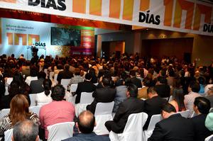 """Miguel Riquelme anunció que a partir del viernes 11 de abril comenzarán otros """"Cien Días""""."""