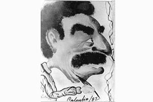 Los moneros inmortalizaron a García Márquez