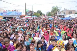 Alrededor de 8 mil personas se esperan año con año en el acto conmemorativo.