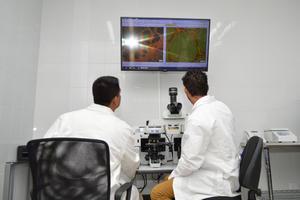 El Semefo cuenta con equipos únicos en el país como detectores móviles de ingestión de narcóticos, sensores, escáner en tercera dimensión, con imagenología y softwares para investigar en lugares donde se haya cometido un delito.