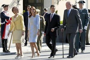 La primera visita de Estado a España que realizan el presidente de México y su esposa forma parte de una gira por Europa, en la que Peña Nieto visitó Portugal y el Vaticano, donde fue recibido por el Papa Francisco.