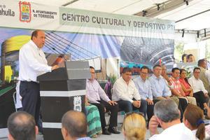 Por su parte el gobernador Rubén Moreira Valdez, afirma que esta es una nueva era para el sector poniente del municipio, en donde la presencia de la autoridad es notable con la disminución de los índices delictivos.