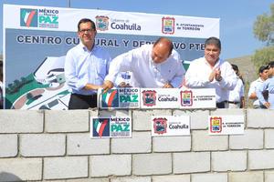 Esta constituye una de las principales obras de infraestructura de rescate social del poniente de la ciudad.