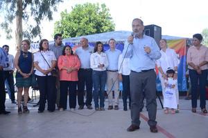 Madero aseguró que el partido y los candidatos están listos para las elecciones.