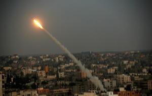El grupo Ezz Al-Din Qassam respondió con ofensivas como el lanzamiento de un cohete M75 desde la costa hacia territorio israelí, las primeras horas del miércoles.