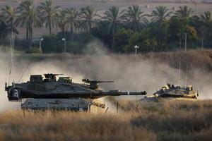 Funcionarios israelíes aseguraron que el gobierno autorizó la movilización de unos 40,000 soldados adicionales, si es necesario, para la operación.
