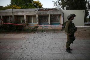 Israel calificó las acciones como una operación dirigida a poner fin a los ataques con cohetes disparados desde ese territorio palestino gobernado por Hamas.