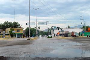 En Lerdo no funcionan los semáforos lo que ocasiona confusión entre los automovilistas.