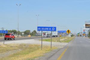 La DSPM de Torreón colocó anuncios sobre el retorno exclusivo, pero no se respetan.