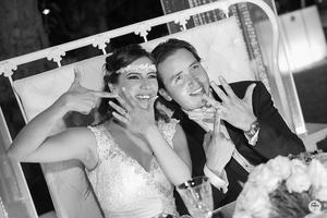 03082014 Muy felices el día de su boda, C.P. Ana Elizabeth Serna Solís e Ing. Alejandro Álvarez Tostado Aguilera.
