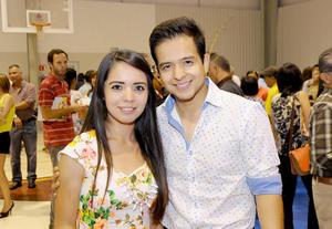 09082014 Ingrid y Ángel.