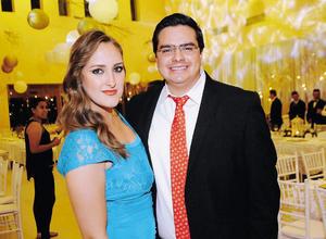 12082014 EN UNA BODA.  Alejandra y Chuy.