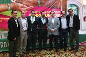 El equipo se encuentra listo para la campaña que se realizará el próximo 27 de septiembre.