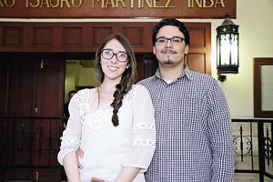 17082014 EN PAREJA.  Cynthia y Kevin.