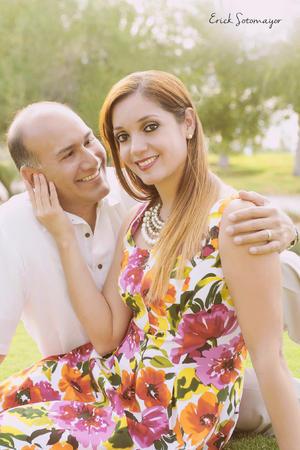 24082014 Federico y Maribel, en sesión fotográfica.- Érick Sotomayor Fotografía
