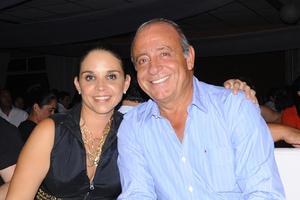 27082014 Lizzy y Ramón.