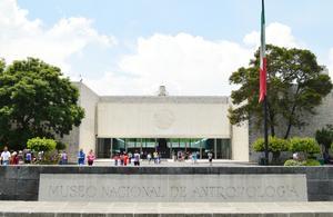 El Museo Nacional de Antopología celebra sus primeros 50 años con esta exposición del artista y disidente chino Ai Weiwei.