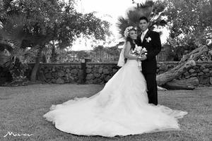 21092014 Karla Cristina Acosta Ramírez y Carlos Iván Alvarado Castro.- Morán Fotografía