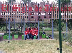 Colabores de El Siglo de Torreón se unieron al proyecto de reforestación de Laguna Yo Te Quiero Verde.