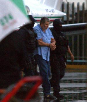 Las autoridades mexicanas ofrecían 30 millones de pesos por él.