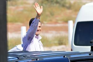 Peña Nieto realizó este viernes su quinta gira de trabajo por el estado de Coahuila.