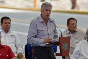 El secretario de comunicaciones y transportes, Gerardo Ruiz Esparza, detalló que el desarrollo de infraestructura para las telecomunicaciones y el transporte ocupa un lugar relevante para el desarrollo del país.