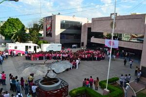 El cáncer de mama es una de las principales causas de muerte de las mujeres mexicanas.