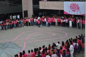 """El Día Internacional contra el Cáncer de Mama se celebró el sábado pasado, pero todo octubre es considerado el """"mes rosa"""" contra este mal."""