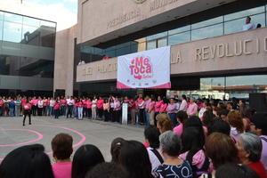 Se volvió a exhortar a la población a tomar medidas preventivas para evitar el cáncer de mama.