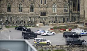 El sujeto atacante además ingresó armado al recinto legislativo.