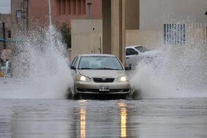 En algunos sectores, se reportaron hasta 45 milímetros de agua.