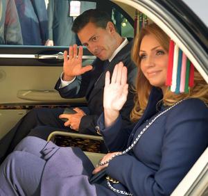 Al finalizar la ceremonia, Peña Nieto se reuniría en una cena con los principales líderes de China, país considerado la segunda potencia económica del mundo.