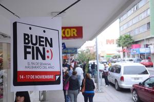 """El """"Buen Fin"""" en su edición 2014 inició en el país, incluyendo zonas como la Comarca Lagunera."""