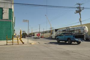 """Parque Industrial. Una de las vialidades """"tronadas"""" en Gómez Palacio es el bulevar Lázaro Cárdenas y Guanaceví."""