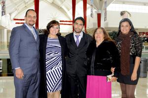 04122014 Uriel Valdés Perezgasga y Celsa López Campos.