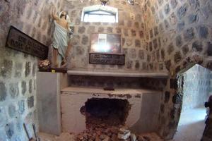 Los restos del cura descansarán en la capilla de Resurrección del Santuario del Cristo de las Noas.