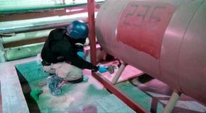 10 de enero | Siria. Tras un largo periodo intentándolo, la ONU inicia sus operaciones para la destrucción del arsenal de armas químicas.