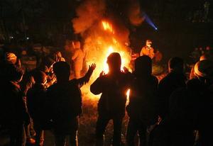 22 de enero | Ucrania. Fallecen cinco personas en la ola de protestas desatada en Kiev, convirtiéndose en las primeras víctimas morales en manifestaciones.